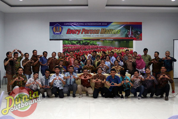 Capacity-Building-Dunia-Outbound-Di-Belitung